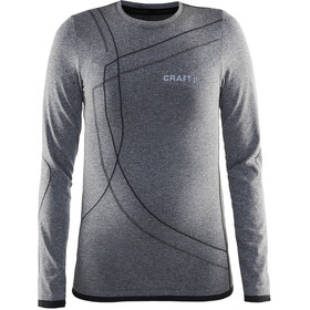 Craft Active Comfort RN LS Shirt Juniors Black
